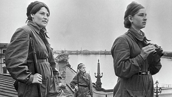 Из Германии просят покаяться за непокоренный Ленинград
