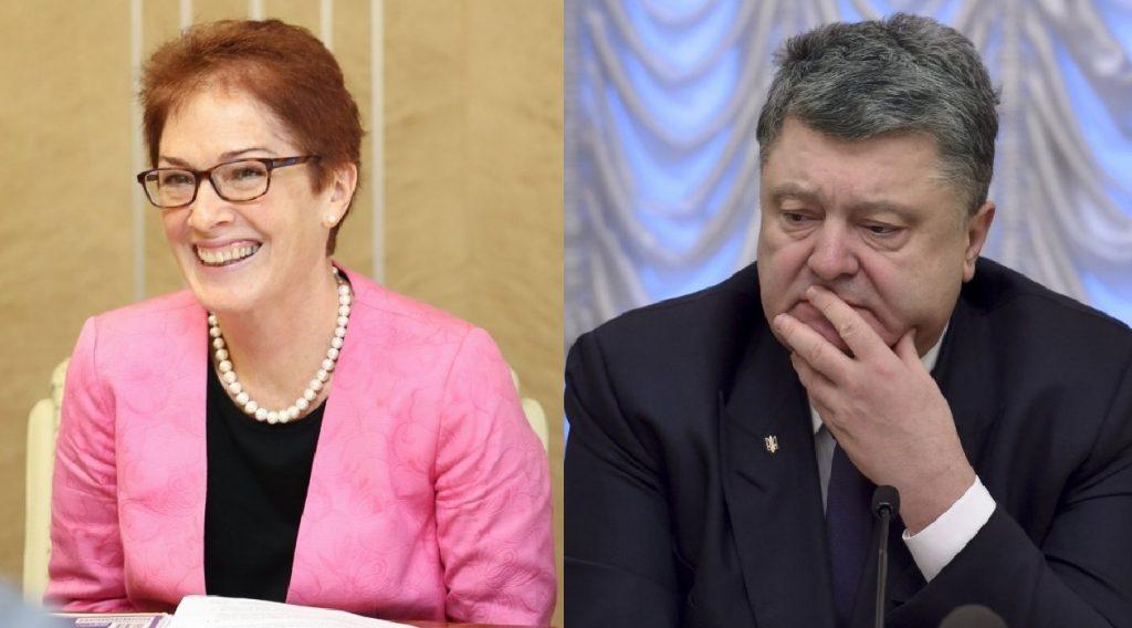 Порошенко всё? «Могильщик президентов» Мари Йованович прибыла в Украину