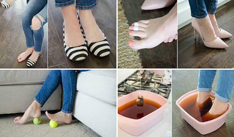 Полезные советы, благодаря которым ваши ноги не будут уставать