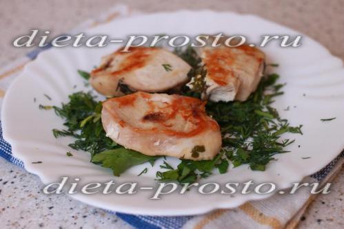 Куриное филе в фольге рецепт фото