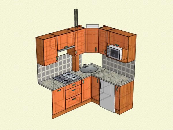 вытяжка для кухни хрущевки фото