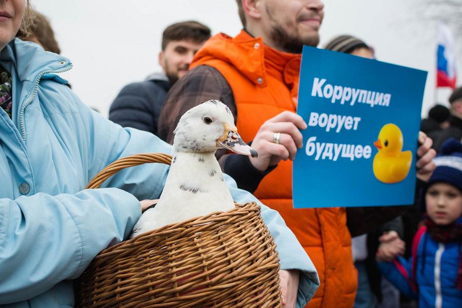 Особенности национальной коррупции: коррупция есть, но Путин не виновен