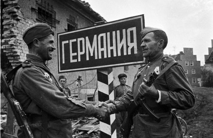 Министерство обороны опубликовало редкие снимки великой отечественной войны ВОВ 1941-1945, интересное, история, факты, фото