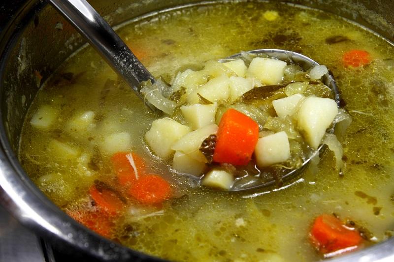 как приготовить вкусный суп в домашних условиях