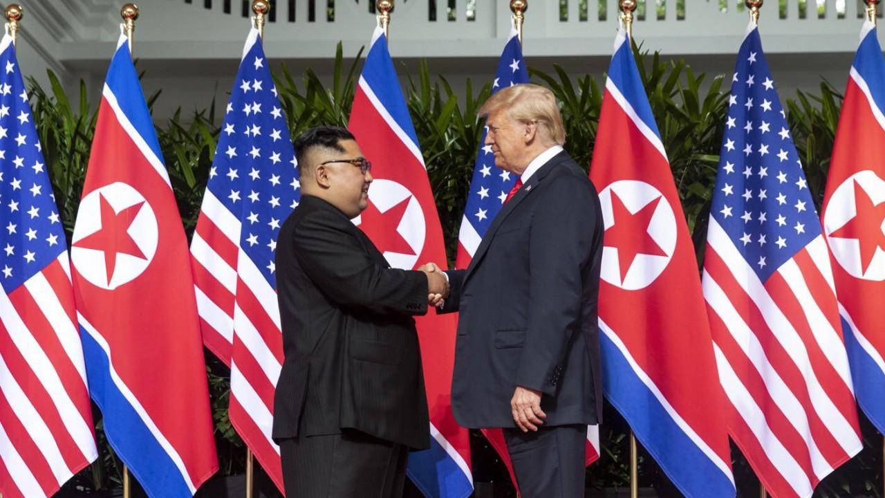 Белый дом подтвердил встречу Трампа и Кем Чен Ына в конце февраля