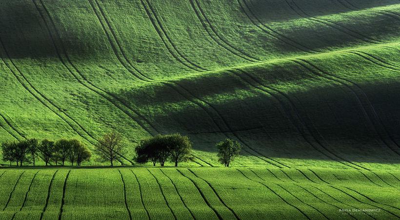 Красивейшая природа Южноморавского края в Чехии