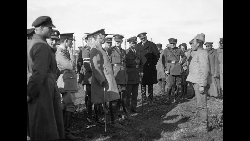 1919. Британская миссия на севере России