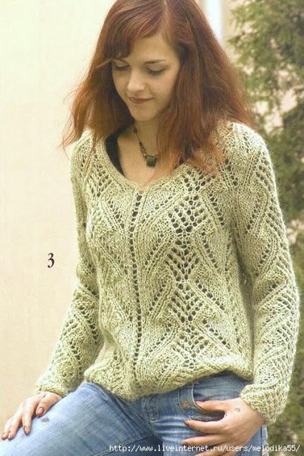 Два красивых стильных пулове…