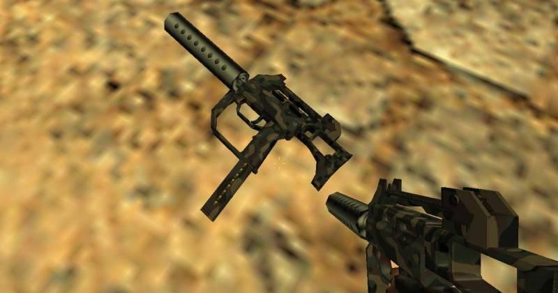Какой пистолет-пулемет лучший в Counter-Strike 1.6?