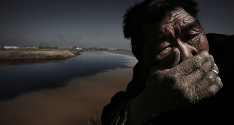 В Китае исчез знаменитый фот…