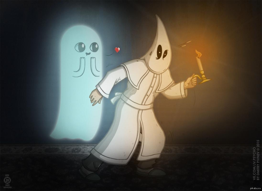 Привидение из шкафа