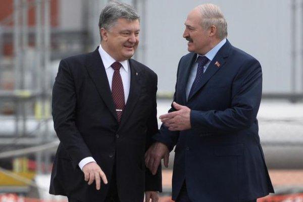 Порошенко должен разорвать все отношения с Лукашенко
