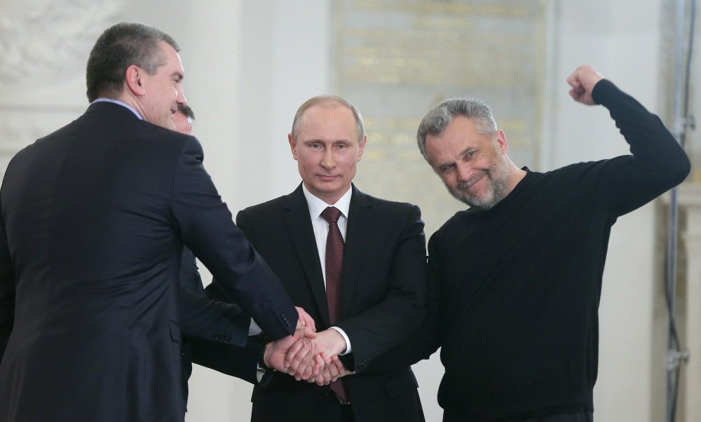 Пять лет назад Севастополь в…