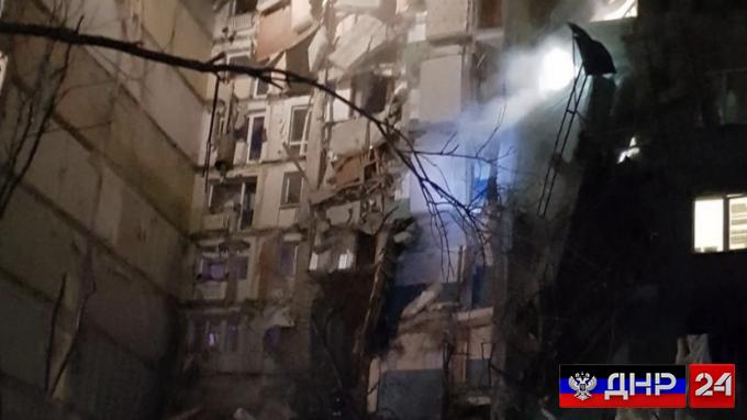 СК РФ сообщил о результатах поиска следов взрывчатки на месте взрыва в Магнитогорске