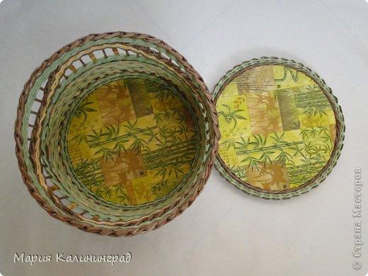 Очень красивые плетенки из газет от Марии Калининград (18) (520x390, 156Kb)