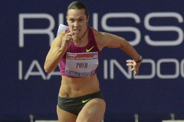 Две украинские легкоатлетки дисквалифицированы из-за допинга