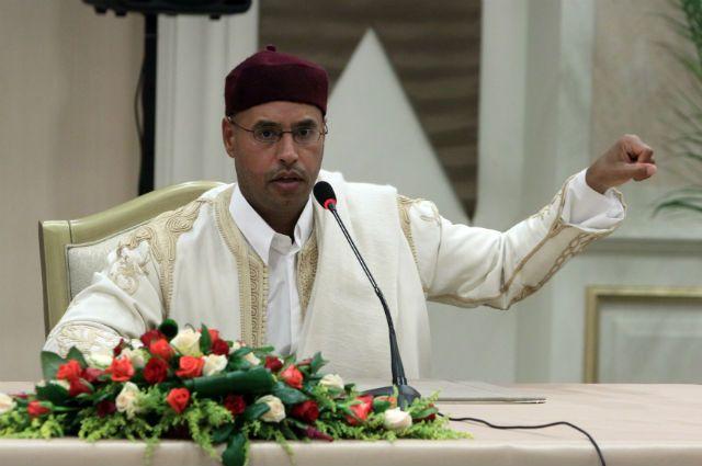 Деньгов назвал сына Каддафи участником мирного процесса в Ливии