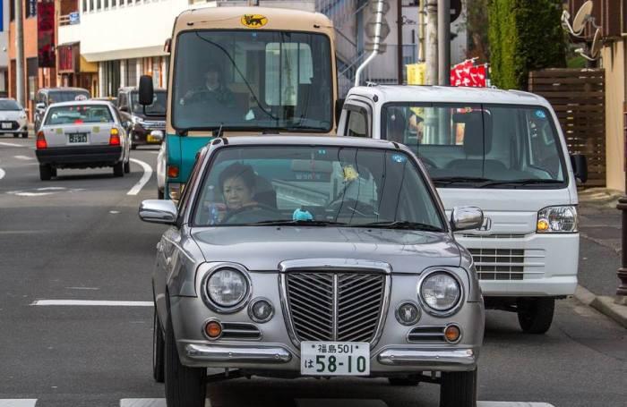 7 фактов о странных японских автомобилях