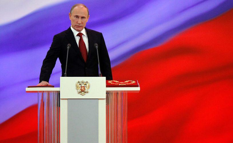 Почему я буду голосовать за Путина