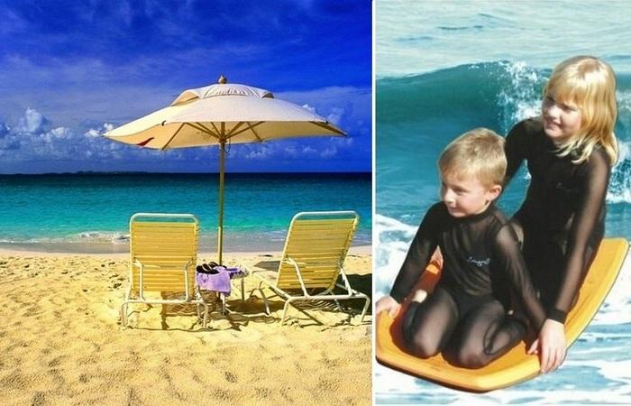 Эпатажный «выпендреж» или проверенная мера: вот зачем в Австралии надевают колготки во время купания