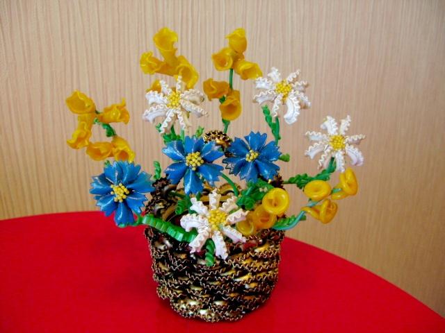 Букет цветов своими руками из бумаги галина тихова