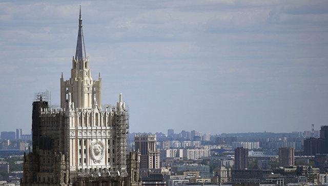 МИД России поблагодарил ЦРУ …