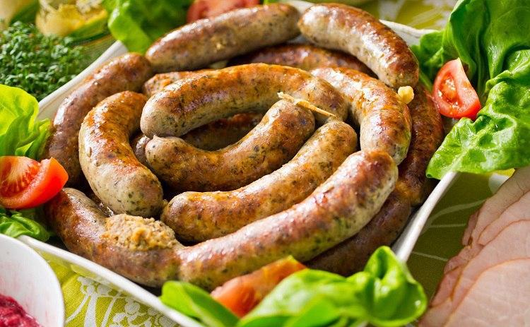 Мясные колбасные изделия