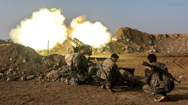 Сирия: САА нанесла серьезный…