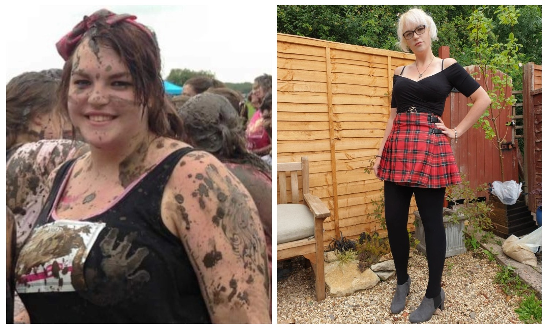 Омраченная радость: британка похудела на64кг, ноеераскритиковали всоцсетях