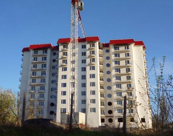 Проблемный дом в Севастополе…