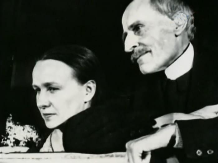 Роман, начавшийся с письма — Ромен Роллан и Мария Кувилье-Кудашева
