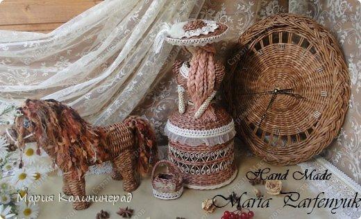 Очень красивые плетенки из газет от Марии Калининград (51) (520x316, 187Kb)