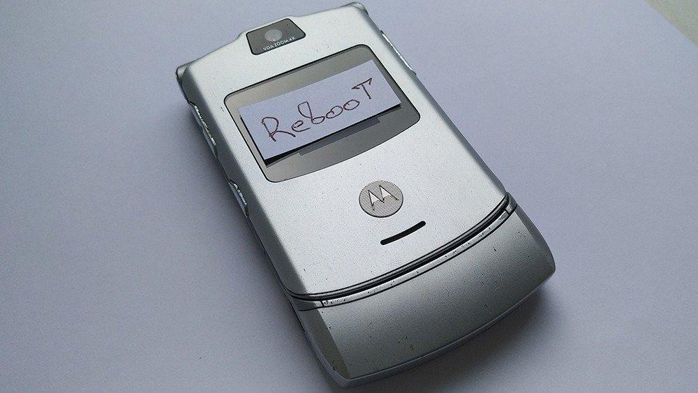 Motorola Razr - фото, цена, …
