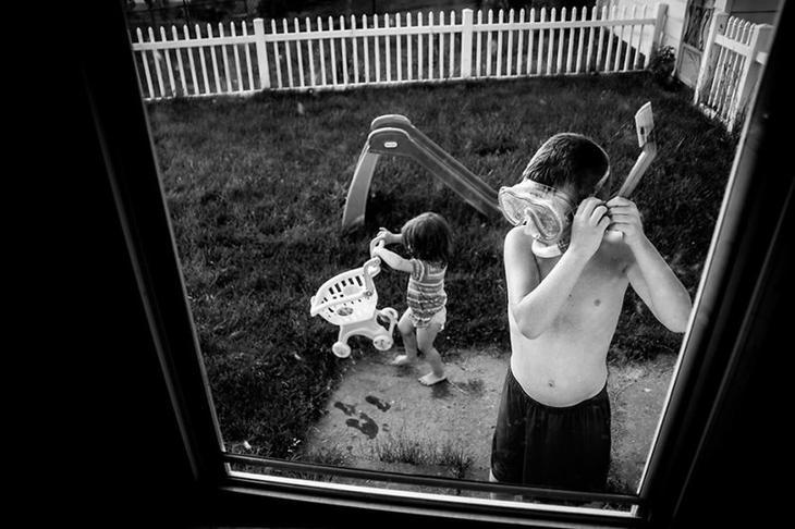 Лиза Р. Хауелер, США дети, детские фото, детство, конкурс, летние фото, лето, трогательно, фотографии