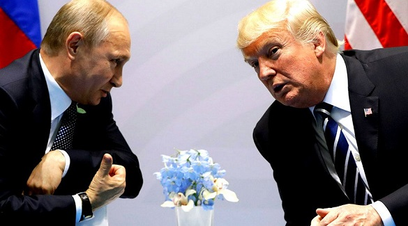 Трамп: Встреча с Путиным прошла замечательно
