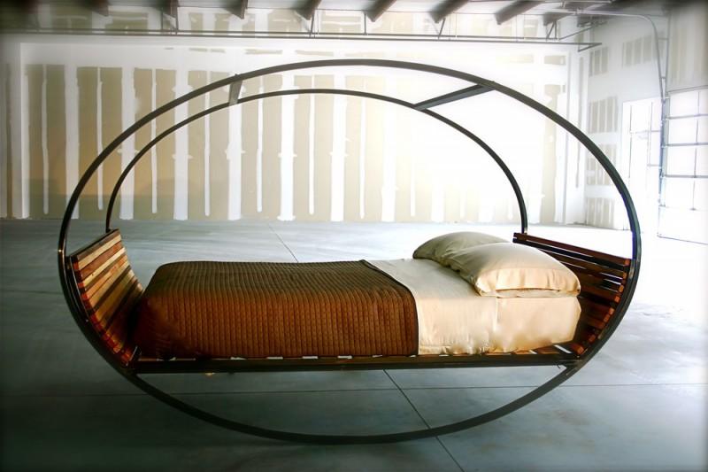 10 крутых кроватей, с которыми захочется уйти в спячку