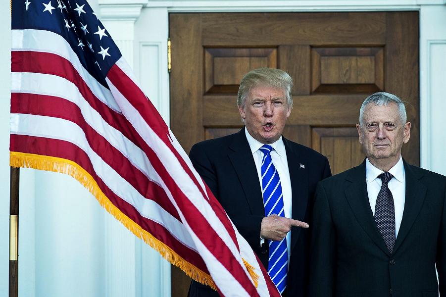 Эпоха великого противостояния: США против всех