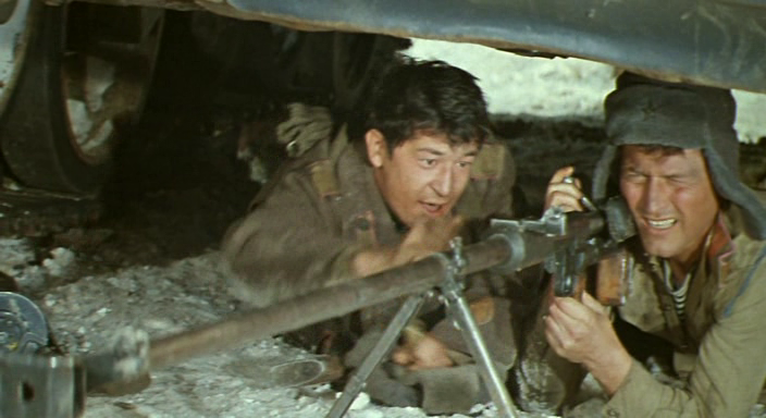 «Украинские панфиловцы» Великая Отечественная Война, СССР, история, советские фильмы