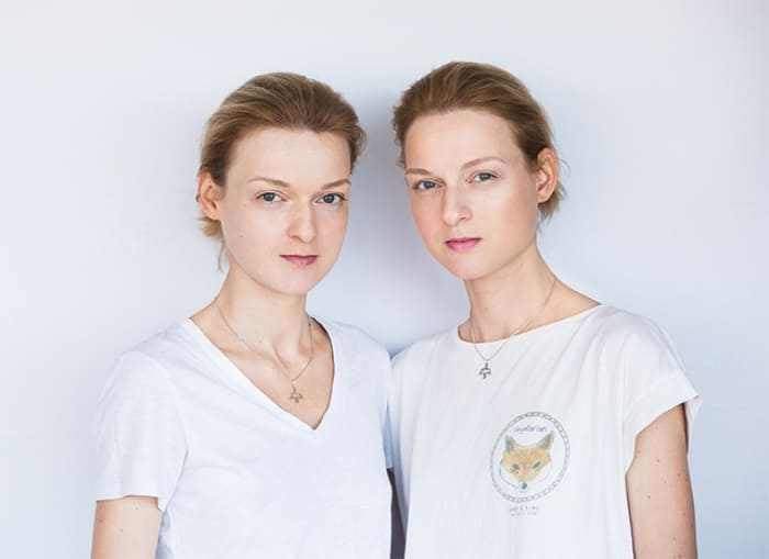 Екатерина и Дарья Носик   Фото: ru.hellomagazine.com