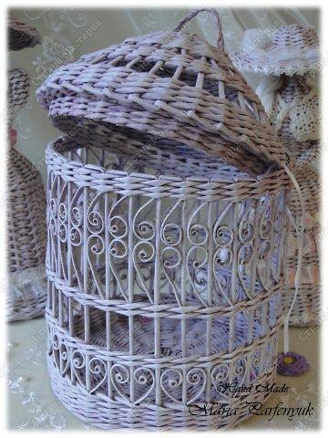 Очень красивые плетенки из газет от Марии Калининград (105) (360x480, 176Kb)
