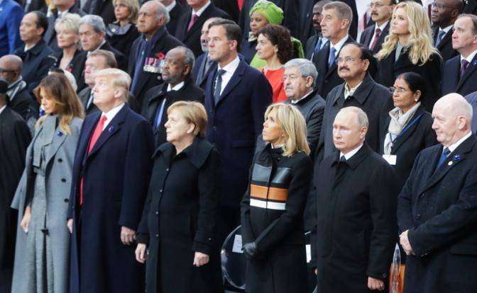 Путин ошибается, делая ставку на отрыв Европы от США
