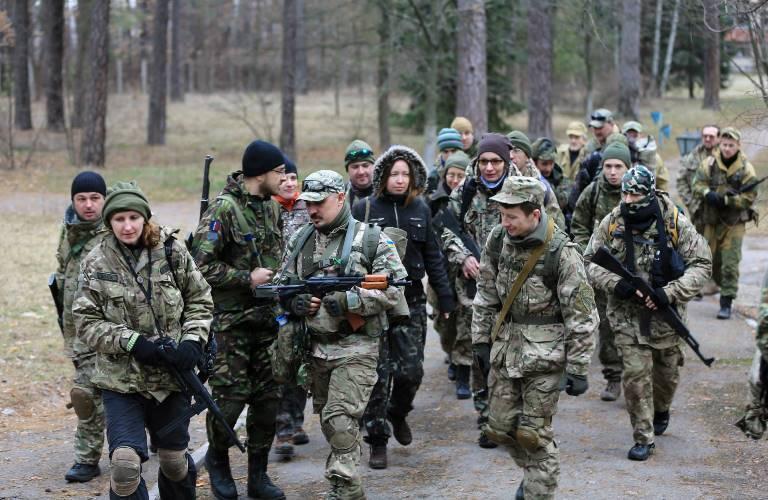 Территориальная оборона по-украински: миф или реальность?