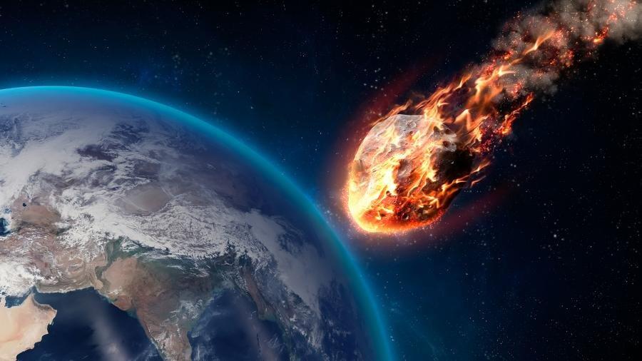 Ученые предупредили об угрозе столкновения Земли с опасным астероидом