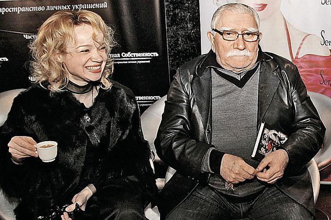 Артистка уверяет, что Армен Борисович стал ее первым и единственным мужчиной. Фото: Борис КУДРЯВОВ