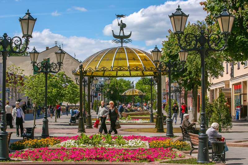 Десять белорусских городов, которые стоит посетить