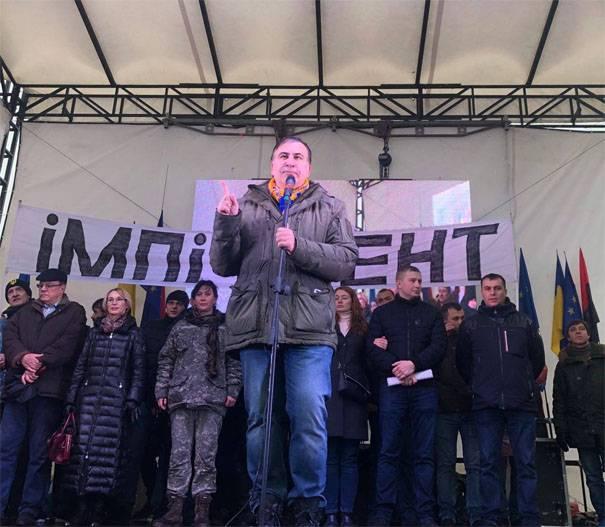 Как Саакашвили и Порошенко мозг евроаналитикам взорвали
