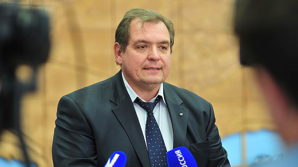 Новым мэром Тольятти был избрал Сергей Анташев Новости РуАН
