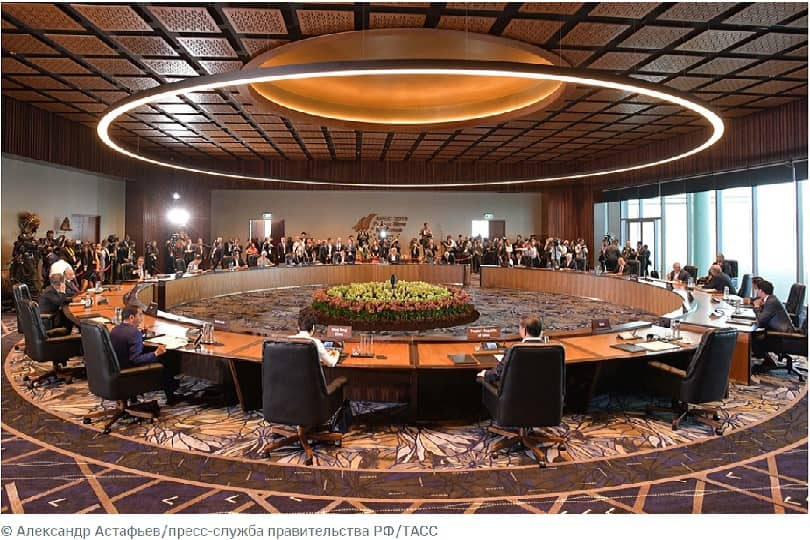 Саммит АТЭС завершился без с…