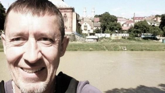 В Киеве обнаружен мертвым российский журналист Александр Щетинин