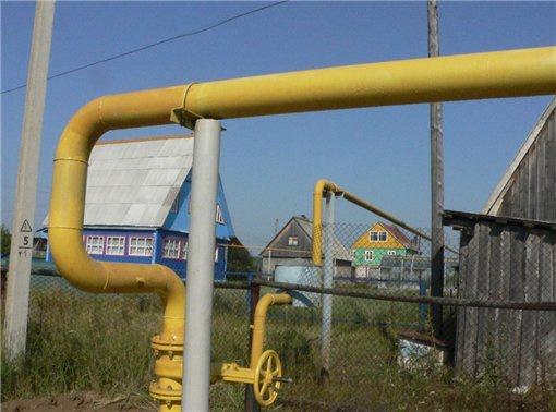 До 1 сентября в Курской области построят 5 межпоселковых газопроводов